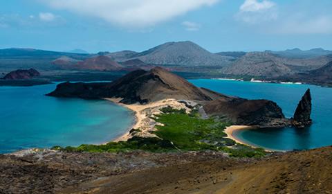Bartolome Island Tour