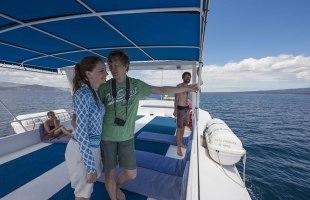 Fragata Yacht sun deck