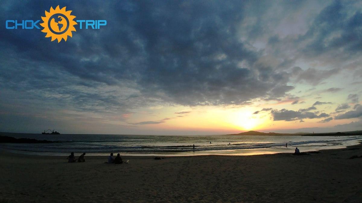 Playa Principal de Isabela
