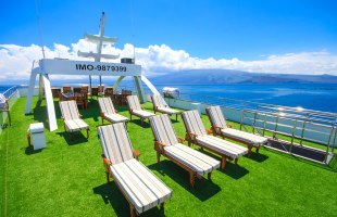 Solaris Yacht Terrace