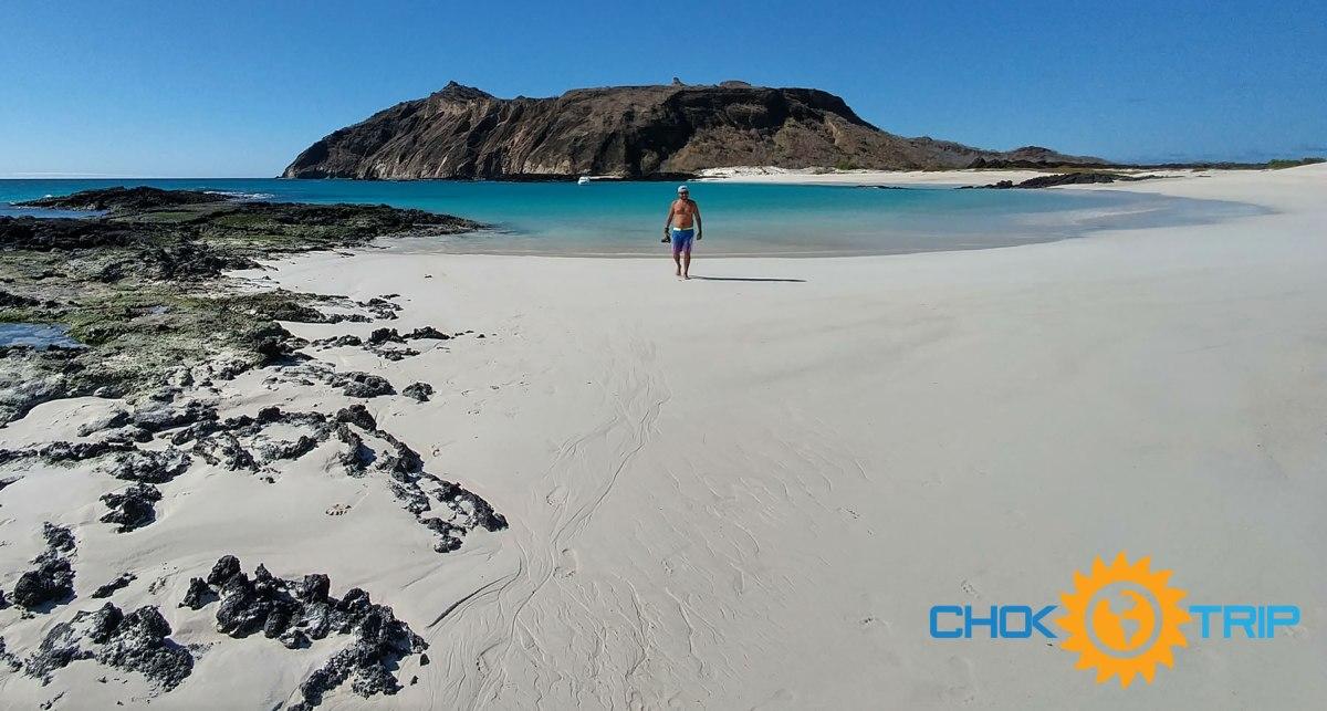 Playa Cerro brujo y su arena blanca como del caribe