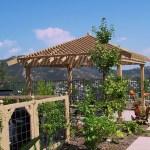 Utility Enclosure and Walkways
