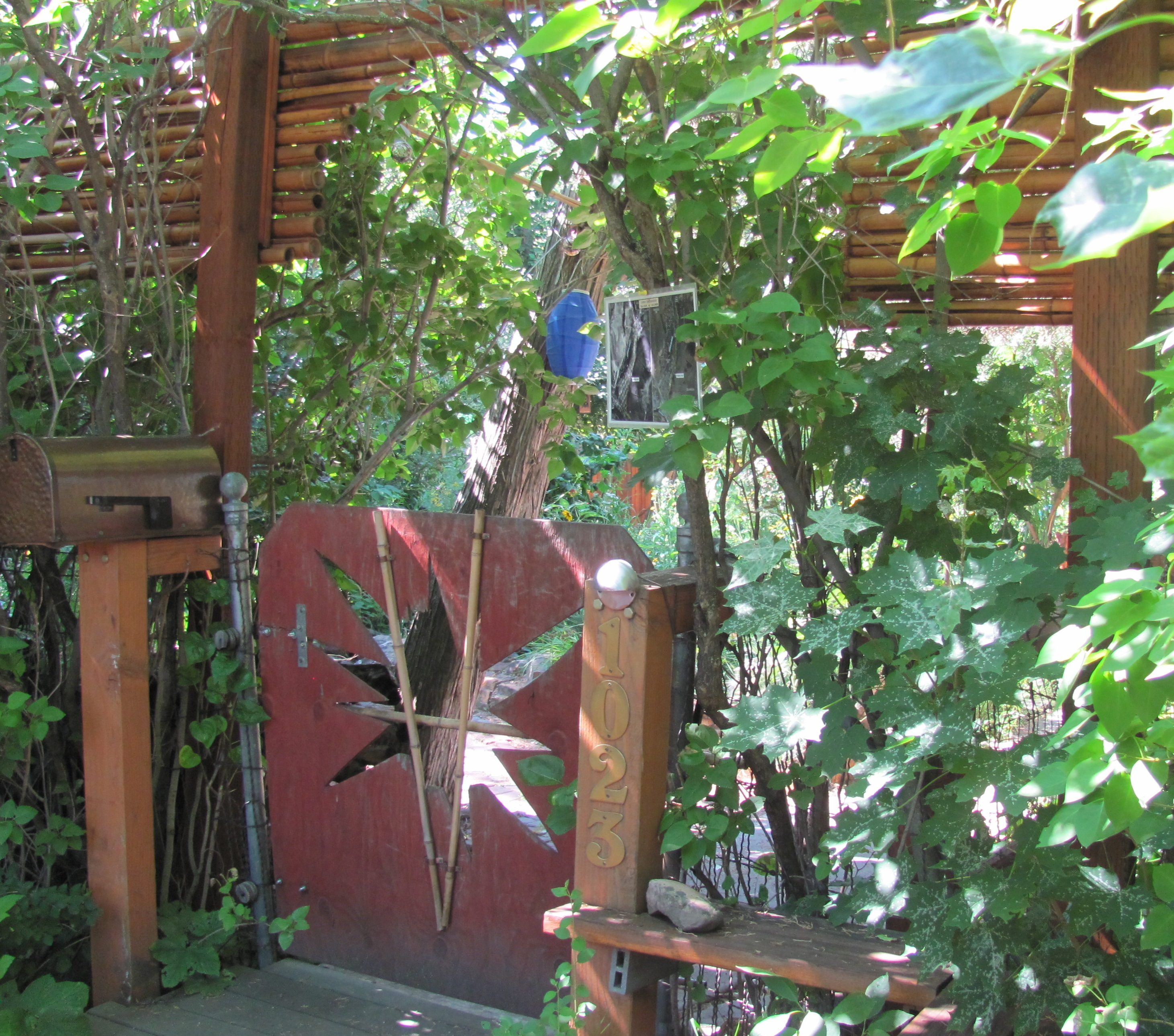 Creative Fence Design Diy Ideas For Your Own Front Yard