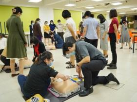 AED的使用与操作课程