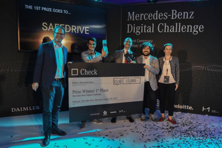 Safe Drive - Mercedes Challenge