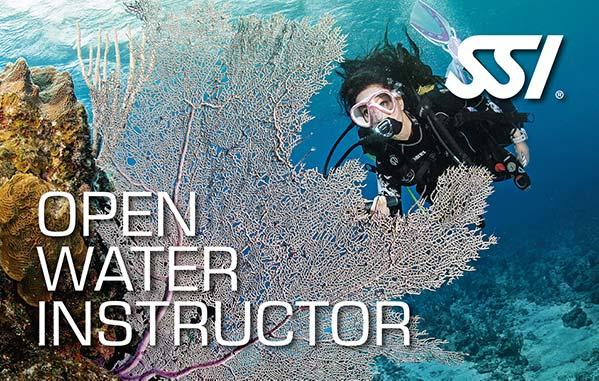 Open Water Instructor