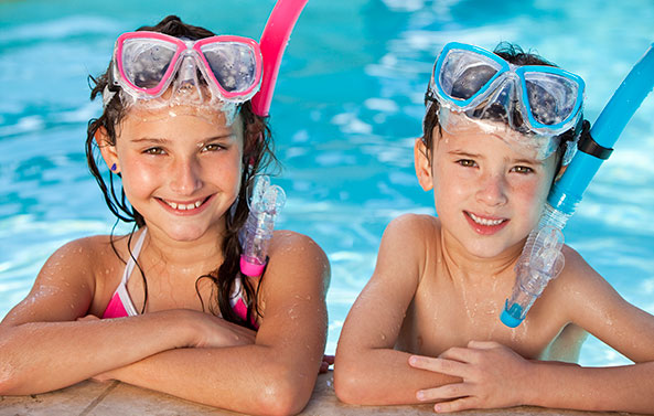 Swim & SCUBA Parties