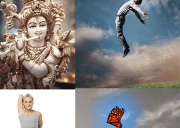 Vinyasa Yoga Class, lesson plan Class 11: Crow into flow, I let go of expectation!