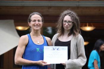 200  hours Yoga Teacher Training homework essay from Courtney