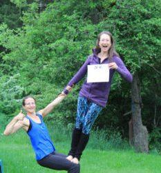200  hours Yoga Teacher Training homework essay from Genevieve