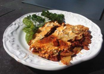 Healthy Zucchini Lasagna Recipe by Carolyn Hancox-Barr