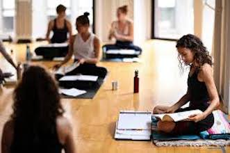 Committing to a yoga teacher training with no previous yoga experience; my journey through yoga.