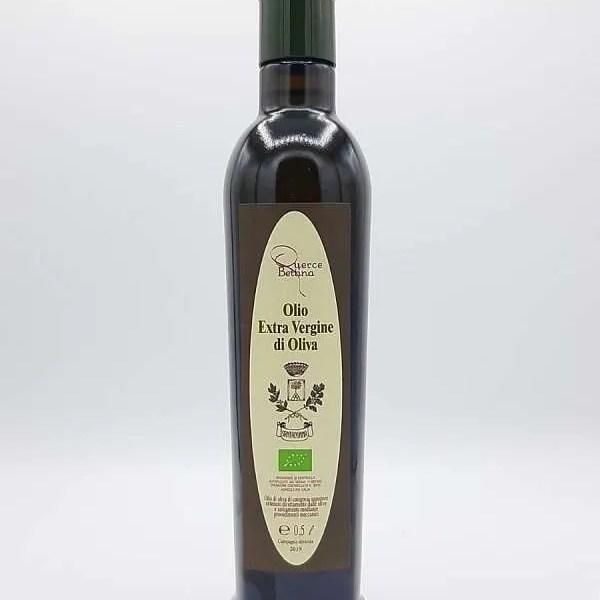 Olio di Oliva Extravergine – Bottiglia 500 ml – Az. Bettina