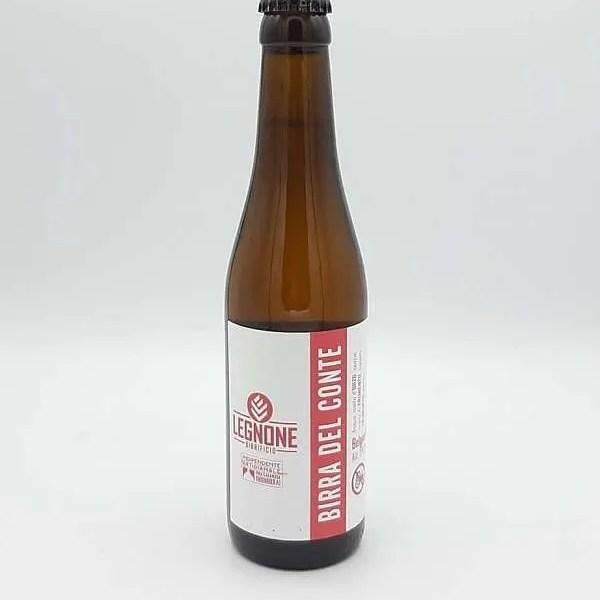 Birra del Conte 0,33 cl – Birrificio Legnone – 6 pezzi