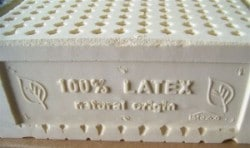 A 100 Natural Latex Mattress