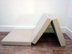 A Folding Floor Mattress