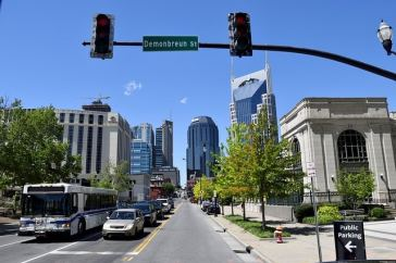 Demonbreun street - you might go here after you pick the right Nashville neighborhood for you.