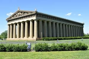 Nashville parks Parthenon