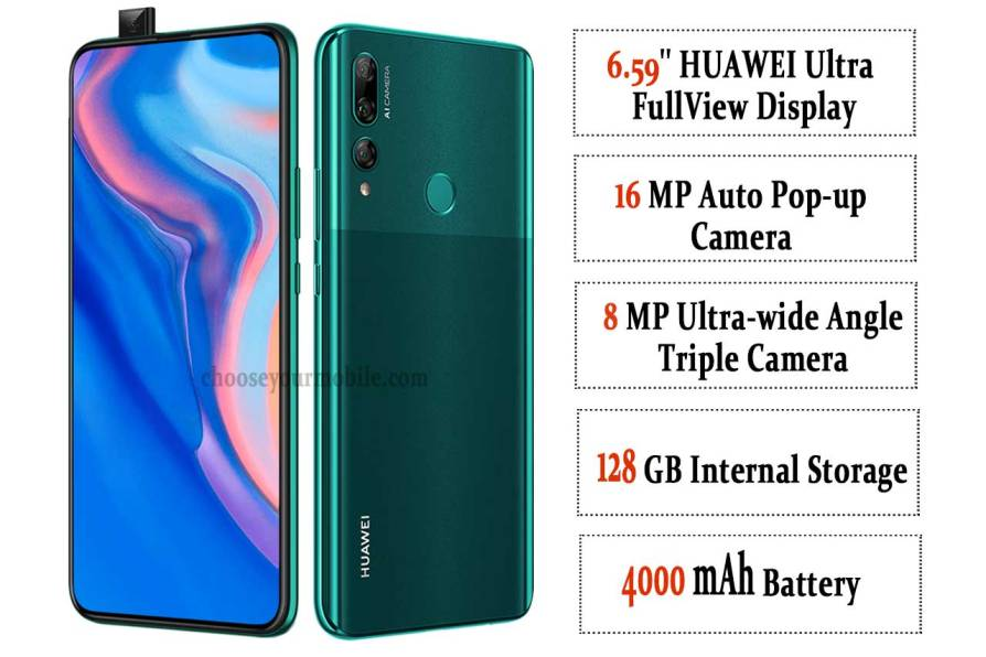 Huawei Y9 Prime 2019 (STK-L21) | Choose Your Mobile
