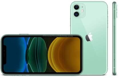 Apple iPhone 11_green