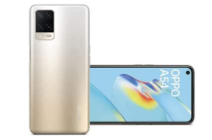 Oppo A54 Gold