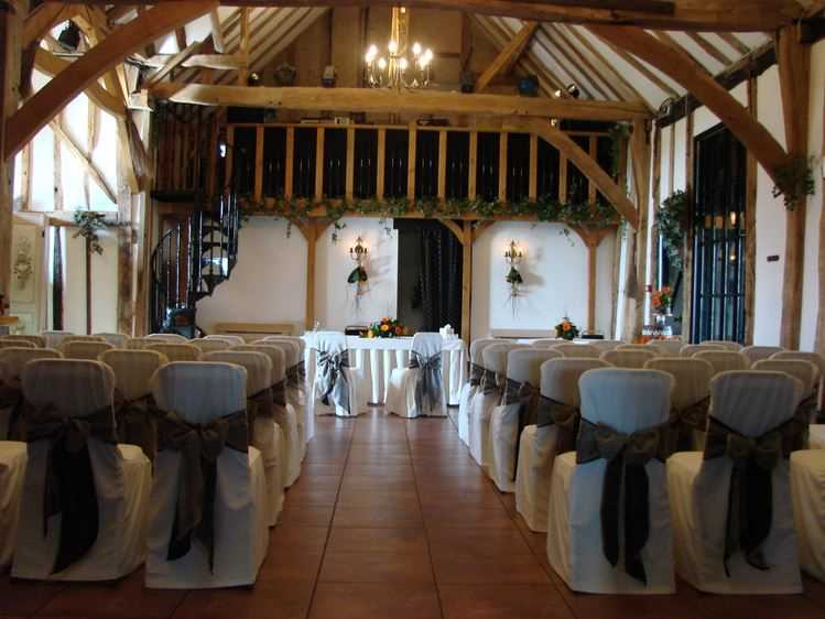 Crabbs Barn Colchester Wedding Venue Hire Wedding