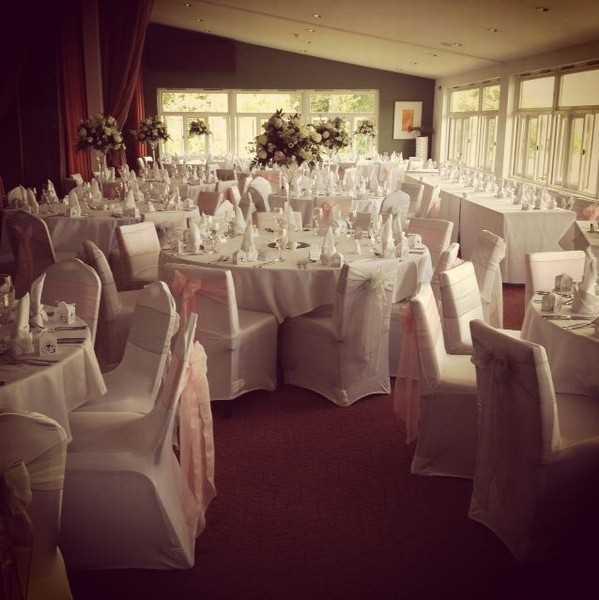 Collingtree Park Golf Club Northampton Wedding Venue