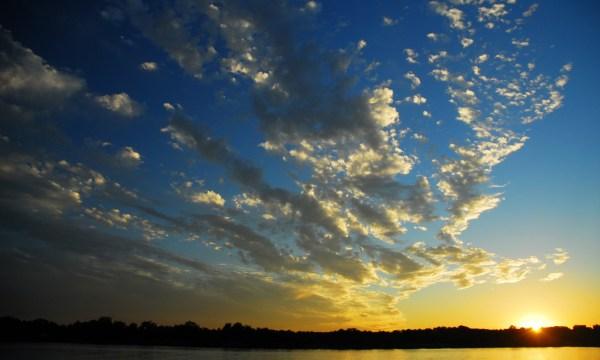 3 - March, Potomac