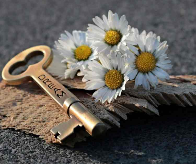 Key to Friendship