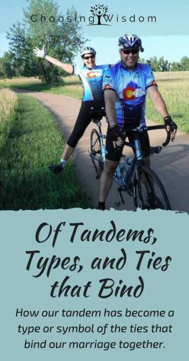 Of Tandems, Types, and Ties that Bind