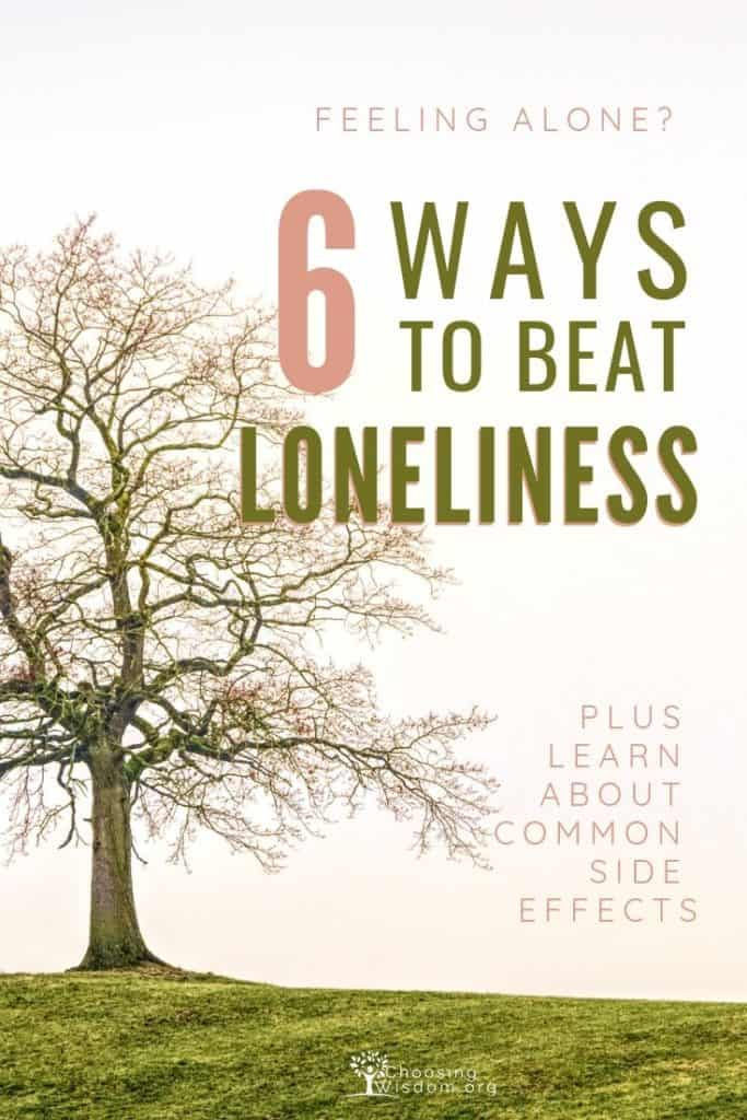 How to beat loneliness