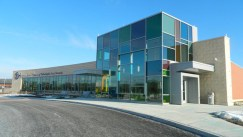 Specialty Care Plainsboro Front View