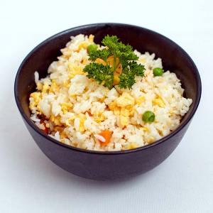 Tojásos rizs