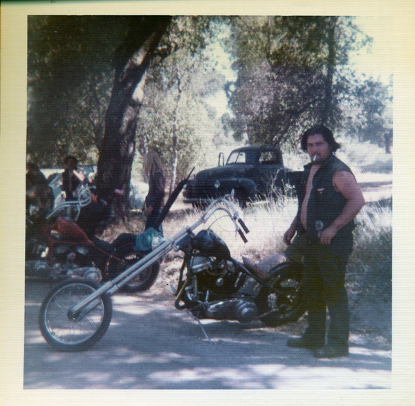 San Diego Chariots MC 05