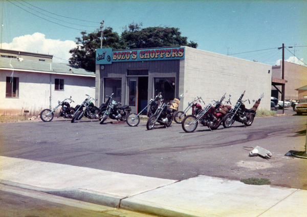 San Diego Chariots MC 20