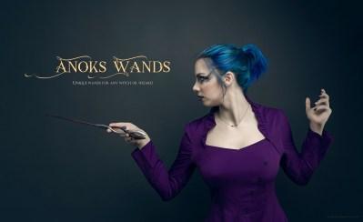 Wands shop