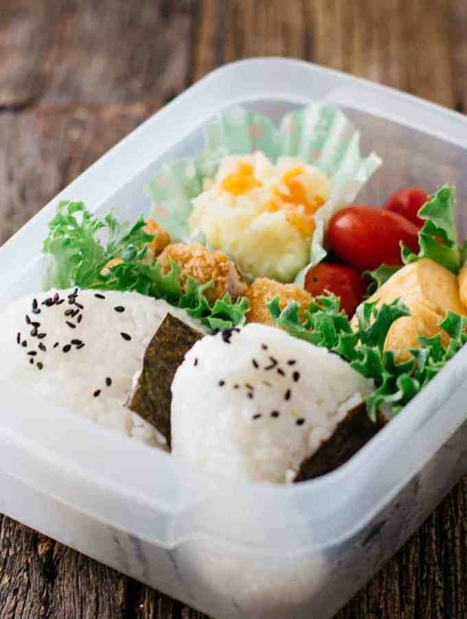 Simple Bento お弁当