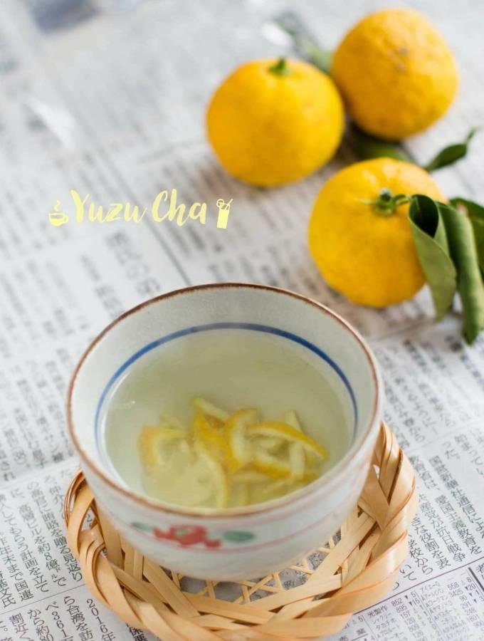Yuzu Cha