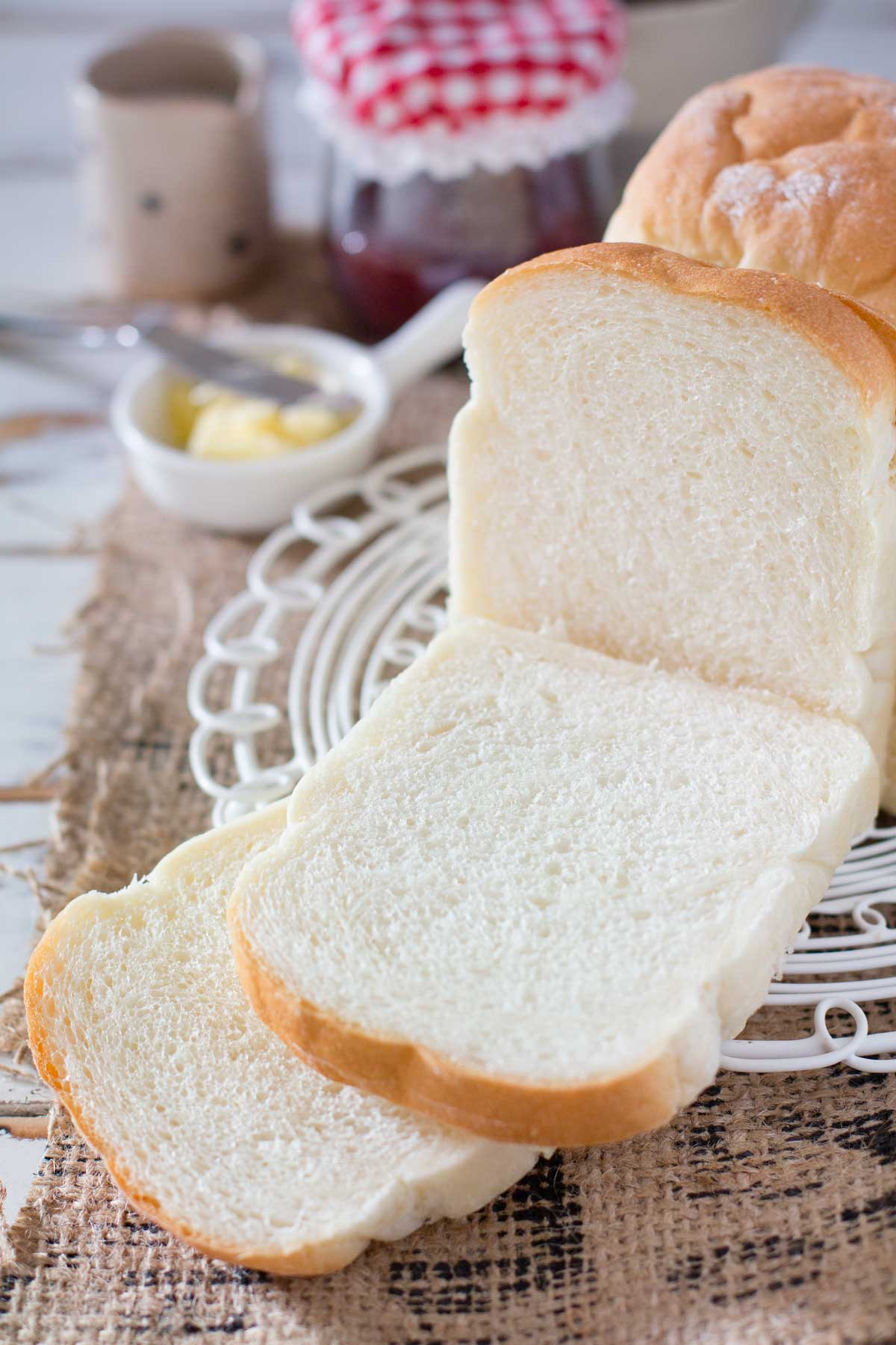 White Bread Recipe Instant Yeast