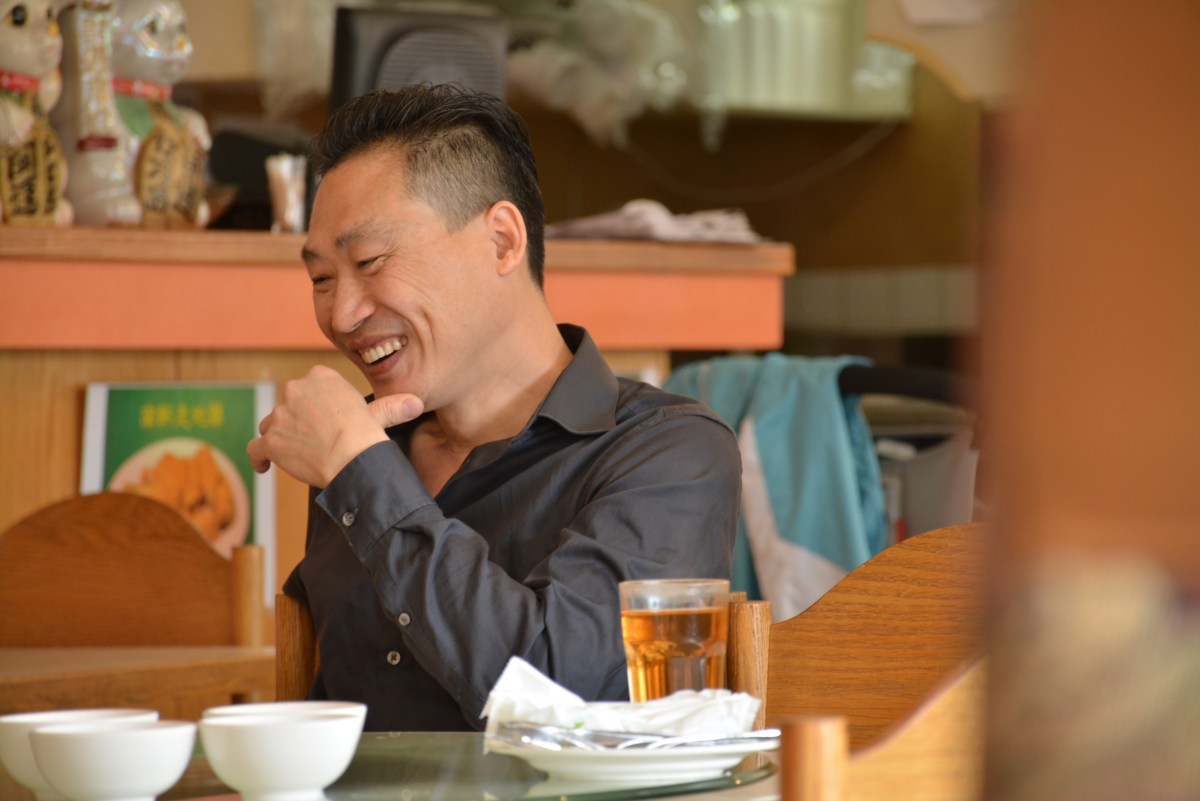 Chef Ken Leung
