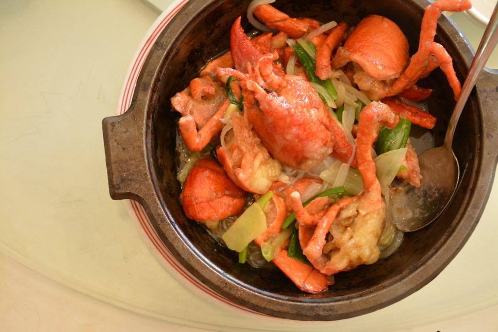 Ken's Kitchen: Iron bowl of lobster