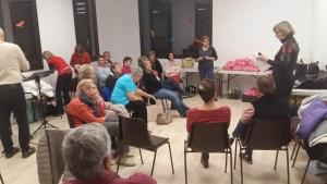 Tombola et galette des rois 2020 de la chorale le Choeur de la Source de Tupin et Semons
