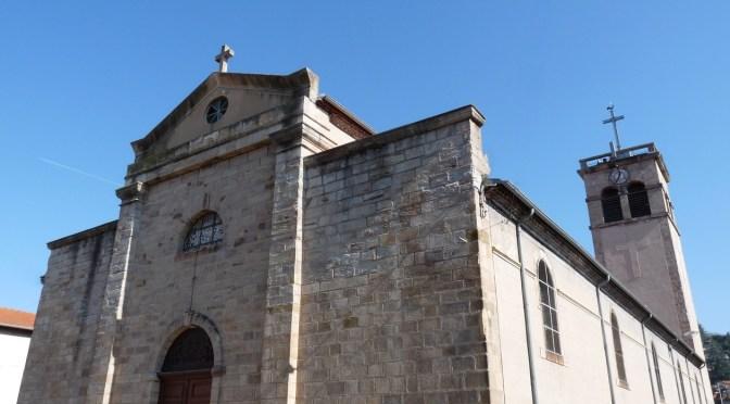 Eglise de St Just (Loire)