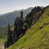 Zapomniane ścieżki Czarnohory