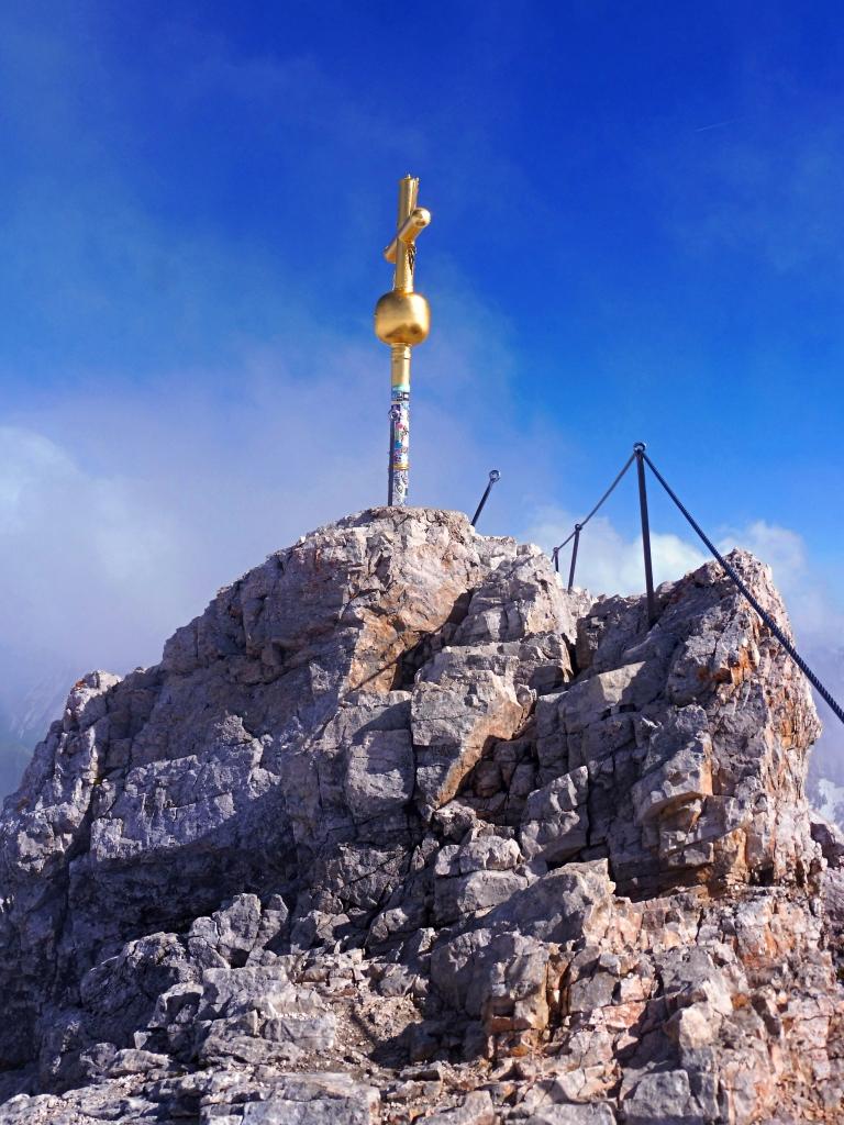 Summit Zugspitze