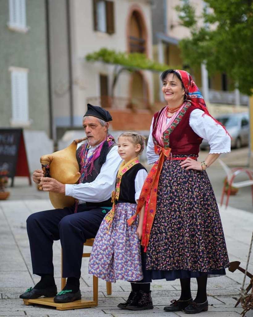 język chorwacki to część fokloru
