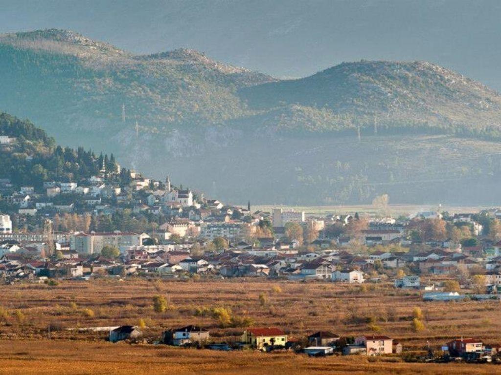 Miasto Metković w Dolinie Neretwy