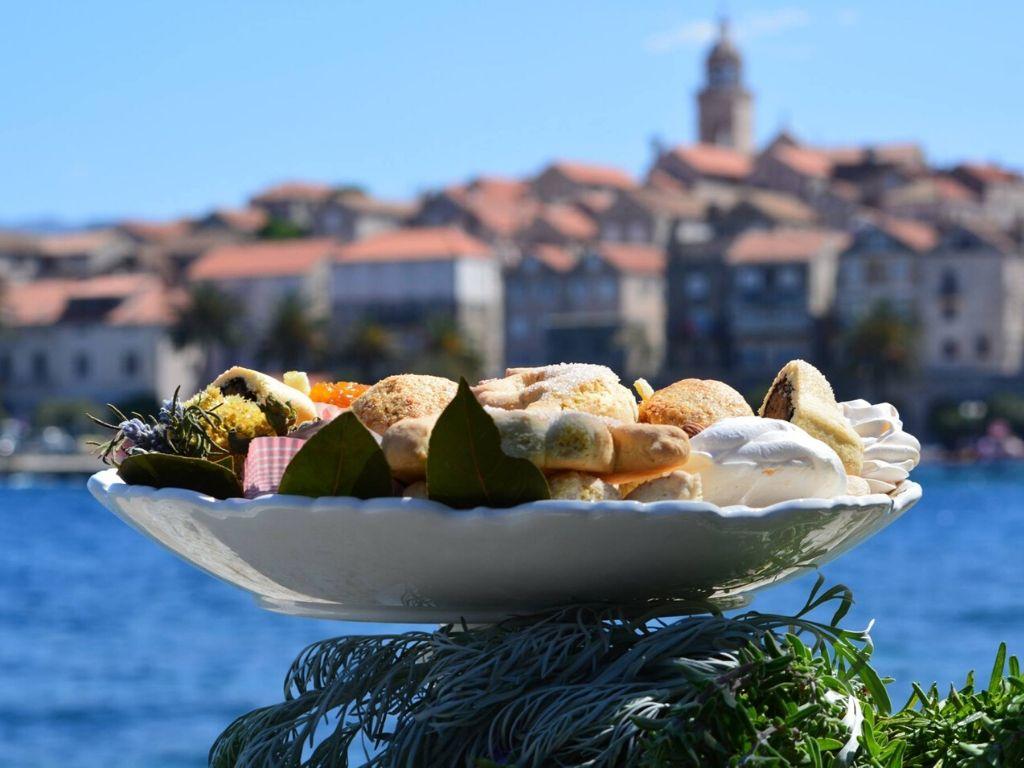 tradycyjne ciastka z Korčuli