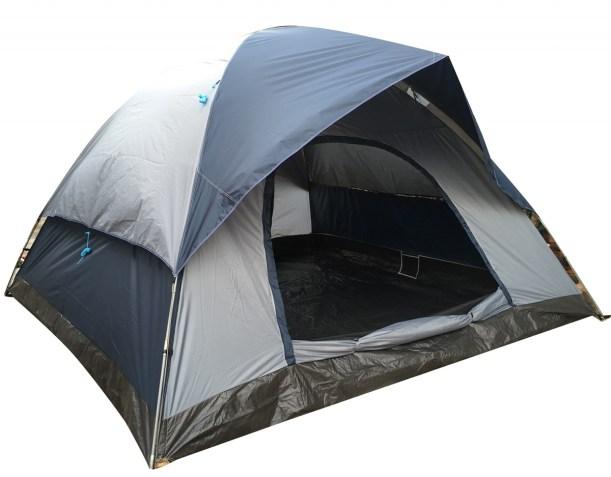 Lều 12 người - Cho thuê lều cắm trại 12 người