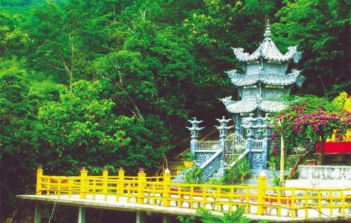 Chùa Bửu Quang - Núi Chứa Chan